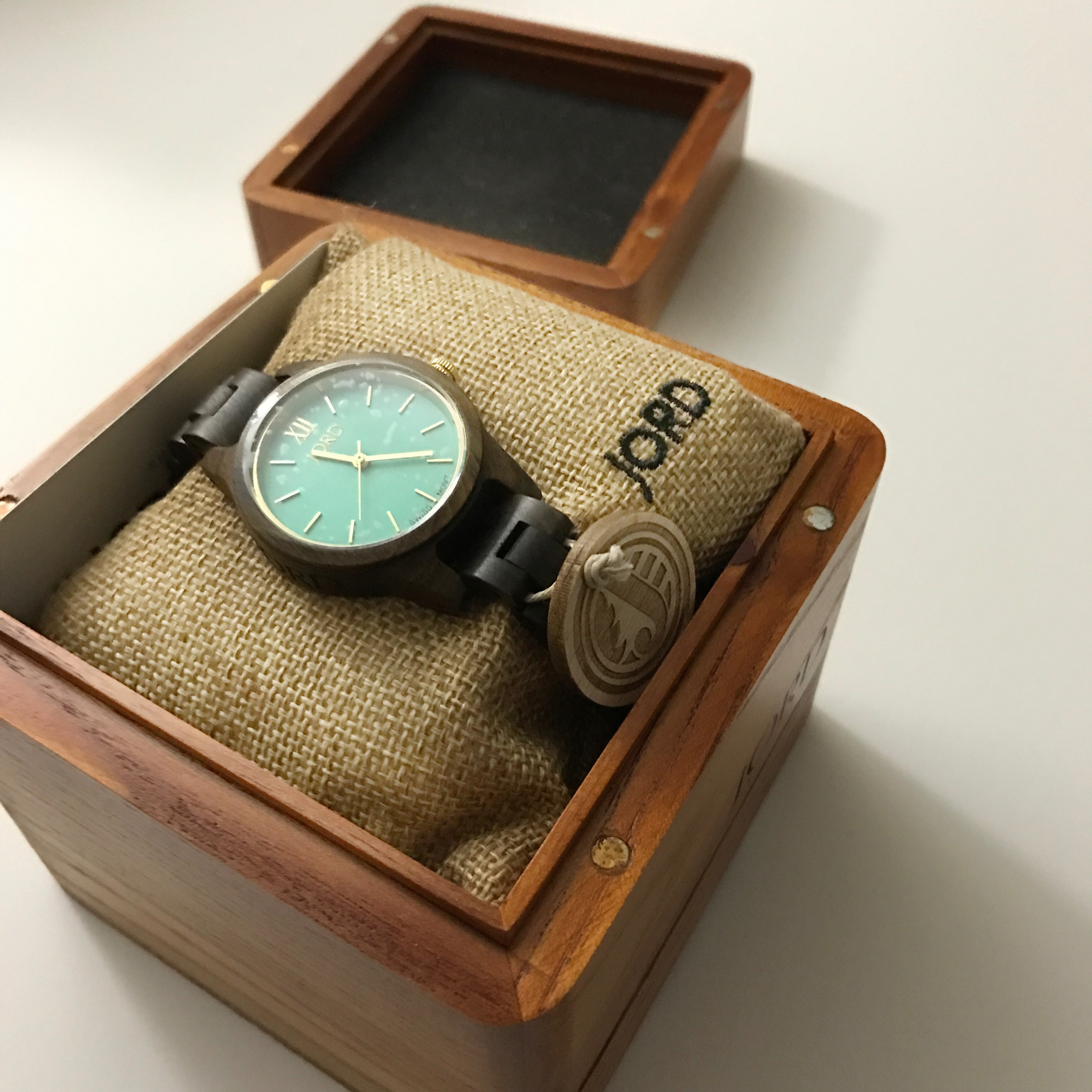 Jord Wood Watch Box | She Be Knowin