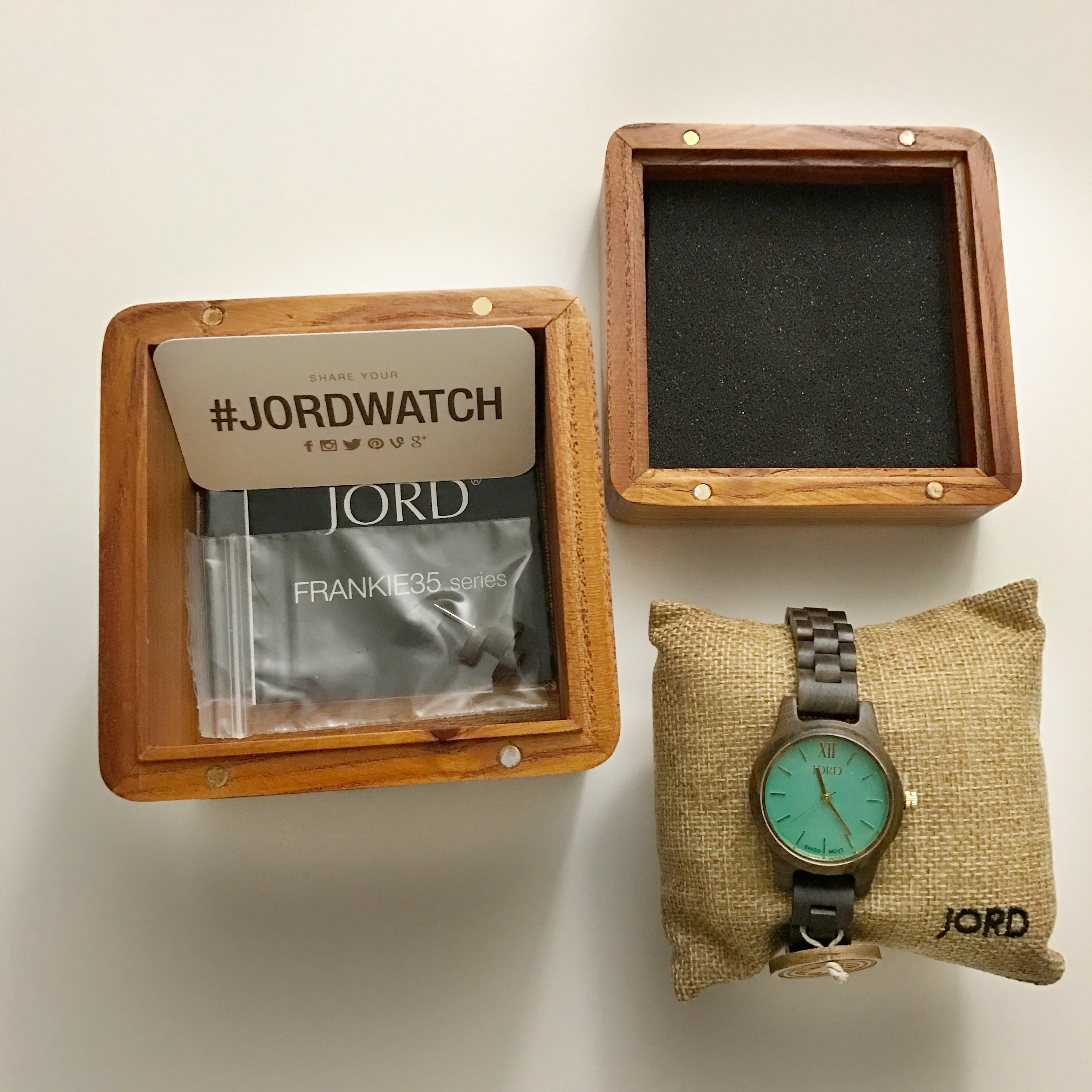 Jord Luxury Wood Watches | She Be Knowin